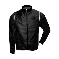 Super Shell Cycling Jacket - black