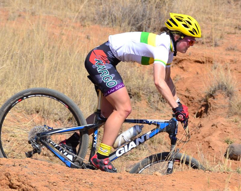 Kristen Louw from Hoër Volkskool Potchefstroom
