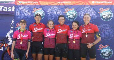 Spur Tour de Dam Results 2017